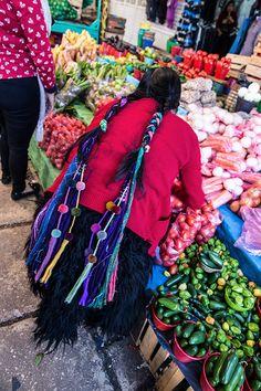 https://flic.kr/p/FLk3wX | San Cristobal de las Casas | Donna india al mercato