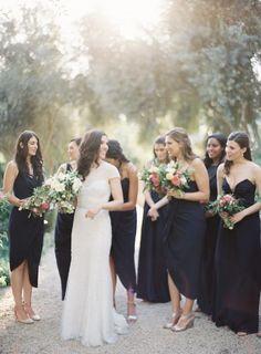 Simply Elegant California Wedding at Ojai Valley Inn - MODwedding