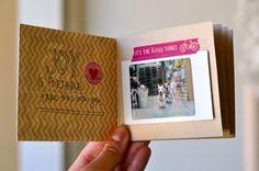 Cute instax photo album with quotes!