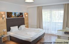 Rooms in Bad Kleinkirchheim with comfort and views to the Nock mountains in Carinthia – book family rooms, suites and apartments online right now! Family Room, Bed, Furniture, Home Decor, Double Room, Pride, Remodels, House, Decoration Home