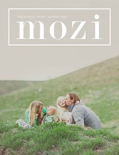 mozi magazine - pink sugar photography is in this issue