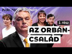 az Orbán-család ismeretlen története | második rész | PartizánINFO - YouTube Android Codes, Einstein, Coding, Youtube, Movie Posters, Movies, Films, Film Poster, Cinema