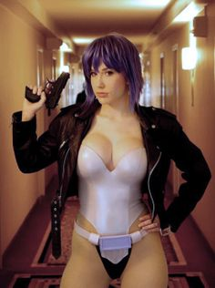 Ghost in the Shell #Costumes #Cosplay #GITS