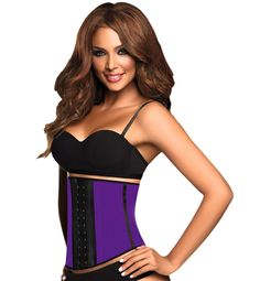 60c7008f8fa Ann Chery Women s Faja Deportiva Workout Waist Cincher at Amazon Women s  Clothing store  Waist Trainer