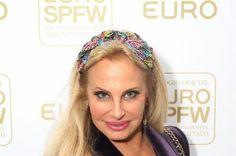 """Após cinco casamentos, Brunete Fraccarolli tem um """"gatinho"""" na Europa - Entretenimento - R7 Famosos e TV"""