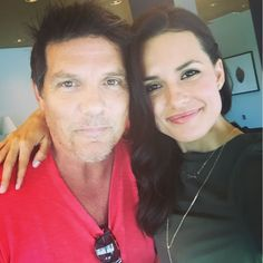 To torture or not to torture... That IS the question.... Muahaha. Paul Johansson and Torrey DeVitto
