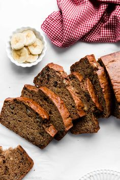 This healthy whole wheat banana bread is 100% whole wheat, made without butter, without oil, and without refined sugar (honey works wonderfully!). Use applesauce, cinnamon, walnuts, milk, and ripe bananas for the best flavors....