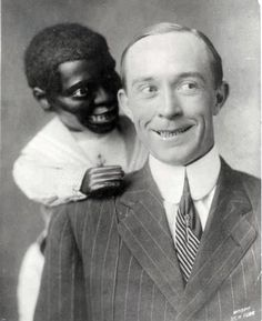 """Creepiest Vintage Ventriloquist Dummies. """"Keep that honky hand OUT OF MY ASS""""."""