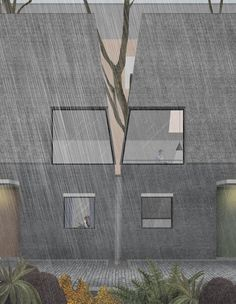 """UK's First """"Naked House"""" Proposal Aims to Bring Affordability to London's Housing Market"""