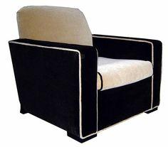 donald desky club chair. so fab