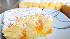 German Cake, Cheesecake Cake, My Dessert, Savory Snacks, Easy Cake Recipes, Love Cake, Desert Recipes, Flan, Cheesecakes