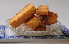 Bay Biscuit para Franco con la receta de Miriam Becker - Blogs lanacion.com