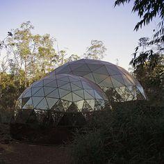 Matthew Barney pavilion at Inhotim Botanical Garden