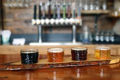 An absolute gem of a brewery which doubles as a coffee shop with extravagant pastries, Three Forks Bakery and Brewery in the small mountain town, Nevada City, California.