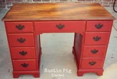 The Rustic Pig: On a Mission for Paint!
