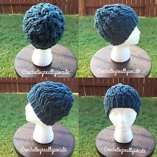 Winter Hat, Crochet Textured  Beanie, Beanie, Hat, Adult Beanie, Handmade Gift