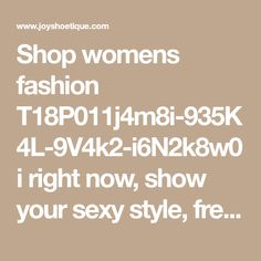 dbd2d6037eec Shop womens fashion T18P011j4m8i-935K4L-9V4k2-i6N2k8w0i right now