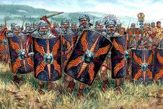 Roman attack