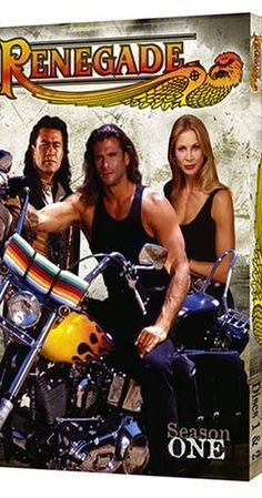 "Created by Stephen J. With Lorenzo Lamas, Branscombe Richmond, Don LaFontaine, Kathleen Kinmont. After crooked cop Lieutenant ""Dutch"" Dixon kills his girlfriend and frames him for murder, Reno Raines escapes from jail and goes on the run. Lorenzo Lamas, All Movies, Movies Online, Movie Tv, Renegade Tv Show, Medical Tv Shows, The Rockford Files, Don Johnson, Old Tv Shows"