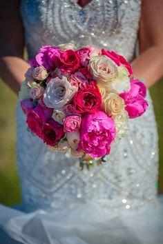 Nicole & Adrian - 12.31.15  #wedding #newyearsevewedding #sandiegowedding #weddings #tablescape #pinkbouquet #socalwedding #weddingtablescape #weddingdecor #bridebouquet #weddingbouquet