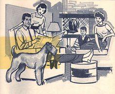 Oster pet trimmer illustration