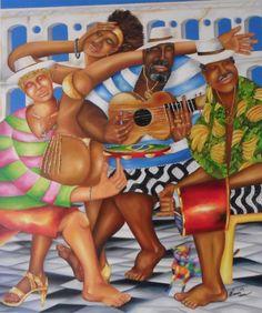 Roda de Samba ~ Alexander Pacheco