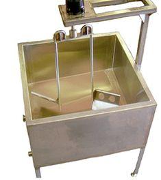 Kleen-Flo Dairy Equipment | Cheese Vat