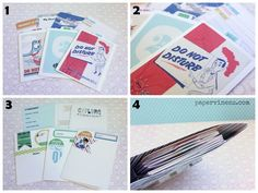 PaperVine: Project Life / Journaling Folder (October Afternoon)