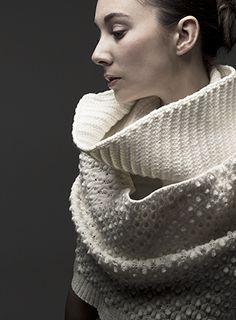 Amazing! I wish I could knit these gorgeous art work.