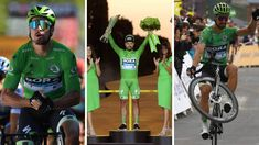 Peter Sagan na Tour de France prepísal históriu. Pozrite si jeho top momenty v 2019 (Video) Bbc, Baseball Cards, Sports, Cycling, Hs Sports, Sport, Exercise