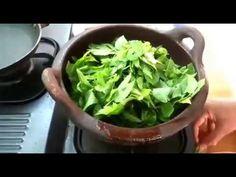 Murunga Keerai Sambar   முருங்கைக்கீரை  சாம்பார்    Drumstick Greens South Indian Stew - YouTube