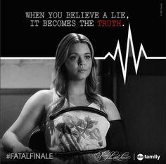 Alison Lauren Dilaurentice - 5 * 12, #FatalFinale, #PLL