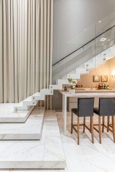 Casa Loft, Loft House, Architecture Details, Home Interior Design, House Design, Table, Furniture, Ideas, Home Decor