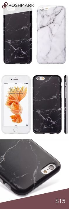 Marble case for iPhone 6/6s 6plus/6sp 7/7 plus Case For iPhone 6/6s 6plus/6s plus 7/ 7splus  Durable TPU for drop protection Realistic marble patterned design Slim lightweight fit In Mould decoration for rich color & fade prevention Anti-Scratch 100% Brand new in retail packaging Easy snap on/off installation Accessories Phone Cases
