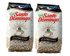 Santo Domingo Espresso Coffee Cafe 2 Bags ** Check this awesome item pin  : Fresh Groceries