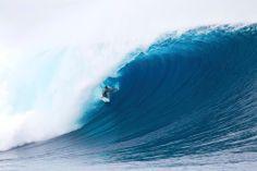 ASP World Tour Surfing  -  Makua Rothman Heavy Fiji