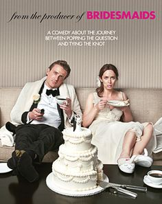 The Five Year Engagement - i loved this movie. weird, but funny. :D