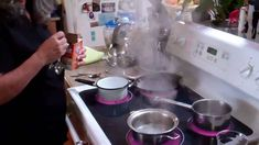 TEST YOUR WATER & COOKING POTS