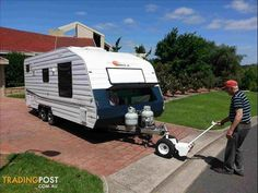 Trailer Dolly Caravan Mover for sale in Templestowe VIC | Trailer Dolly Caravan…
