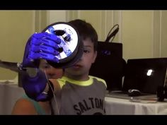 e-NABLE - volunteers offer prosthetic hands made for children by 3D printers - YouTube