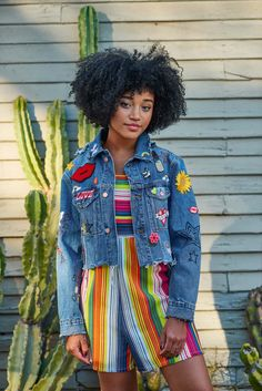 Amandla Stenberg for ASOS Magazine