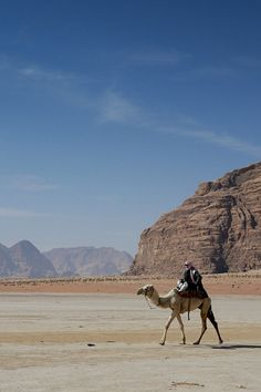 Desert - Jordan