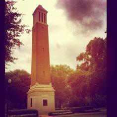 Denny Chimes, University of Alabama