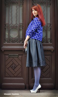 Photography Subjects subjects in photography course Mom Dress, Dress Skirt, Diy Crafts Easy To Make, Peaky Blinder Haircut, Women With Beautiful Legs, Purple Tights, Redheads Freckles, Pantyhose Outfits, Black Leather Skirts