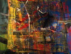 Gerhard Richter AtElIEr dIA DiAiSM ACQUiRE UNDERSTANDiNG TjAnn  MOHD HATTA iSMAiL DiA ArT TraVeL TJANTeK ArT SPACE