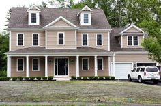 SOLD Hanover Elijah's Path New Construction, White Kitchen, Absolute Black Granite, Farmers Porch