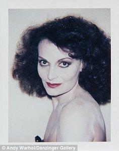 Andy Warhol's Polaroids - Diane von Furstenberg: VEDA loves this (thisisveda.com)