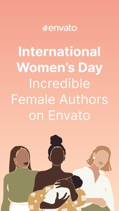 International Women's Day: 8 Female Designers and Artists to Watch on Envato. From female artists, illustrators and photographers to graphic designers and UX/UI designers, the Envato community is made up of some seriously incredible female creatives. So, to celebrate IWD 2021, we thought we'd introduce you to the leading ladies creating content on Envato Elements and Market.