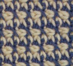 Picture of Tunisian Crochet Stitch Guide                                                                                                                                                                                 More