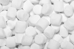 Marshmallows for a sore throat?  Who knew?  I googled it and it's true!  I'm going to have to try this.